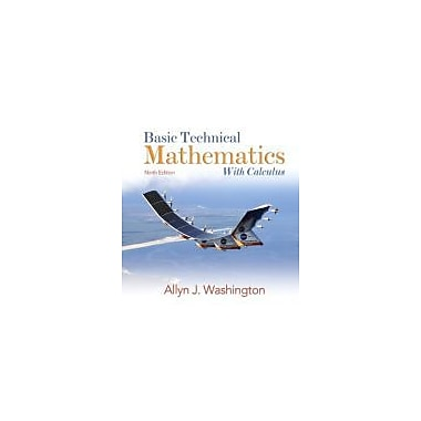 Basic Technical Mathematics with Calculus (