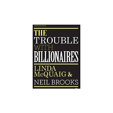 The Trouble with Billionaires [Paperback], New Book (9780143174547)