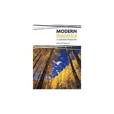 Modern Statistics, New Book (9780176251796)