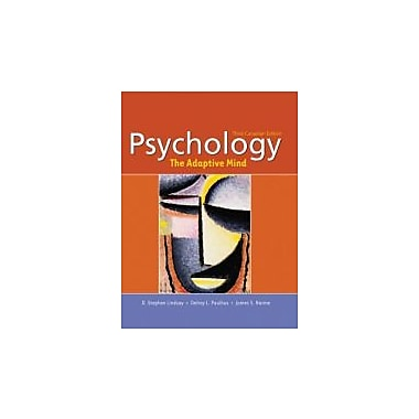 Psychology: The Adaptive Mind, Used Book (9780176424084)