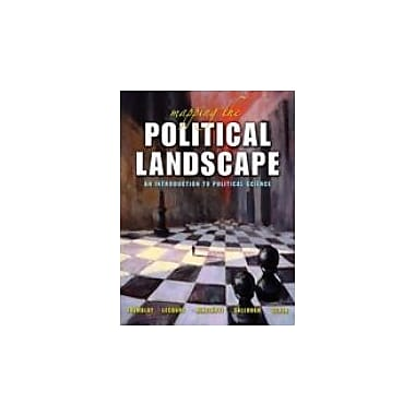 Mapping the Political Landscape, Used Book (9780176424138)