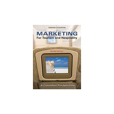 Marketing for Tourism and Hospitality, Used Book (9780176440473)