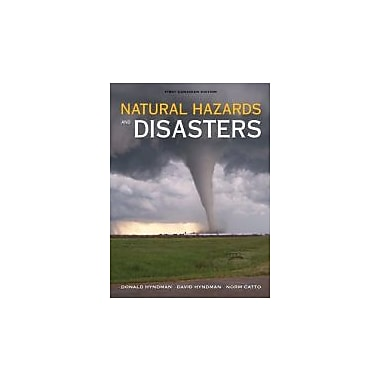 CDN ED Natural Hazards and Disasters, Used Book (9780176441111)