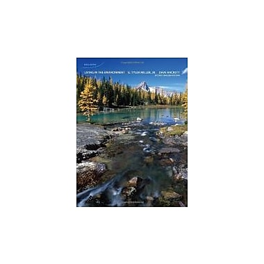 Living in The Environment: Second Canadian Edition, New Book (9780176501846)