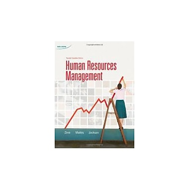 Human Resource Management, New Book (9780176501969)