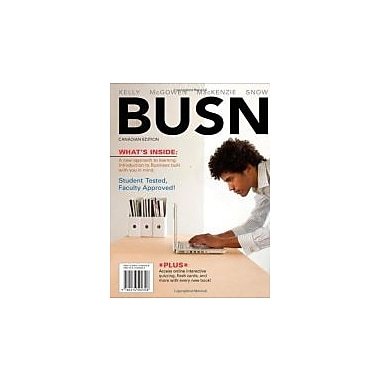CDN ED BUSN, New Book (9780176502348)