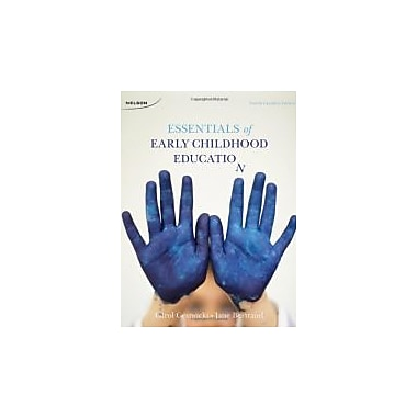 Essentials of Early Childhood Education, New Book (9780176502447)