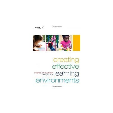 Creating Effective Learning Environments, Used Book, (176502459)