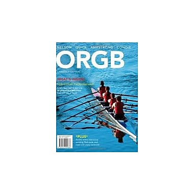 ORGB (Canadian), New Book (9780176502836)