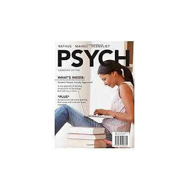Psych, New Book (9780176503468)