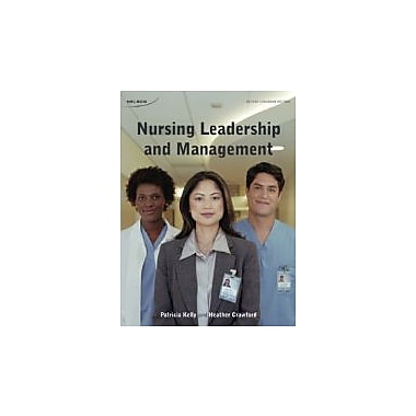 Nursing Leadership and Management [Paperback]