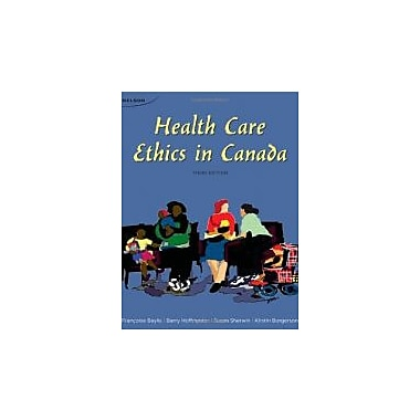 Health Care Ethics in Canada, New Book (9780176504649)