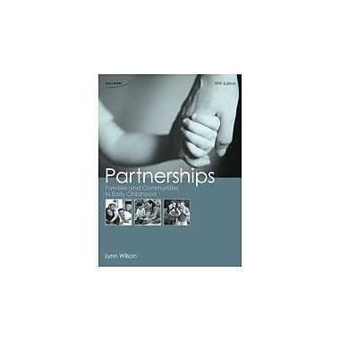 Partnerships: Families and Communities in Early Childhood, New Book (9780176509576)