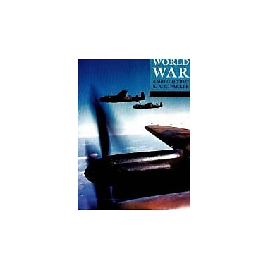 The Second World War: A Short History (Struggle for Survival), Used Book (9780192802071)