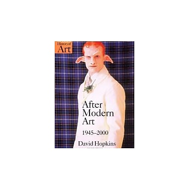 After Modern Art 1945-2000 (Oxford History of Art), New Book (9780192842343)