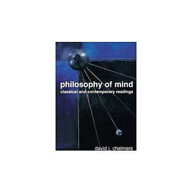 Philosophy of Mind: Classical and Contemporary Readings, Used Book (9780195145816)