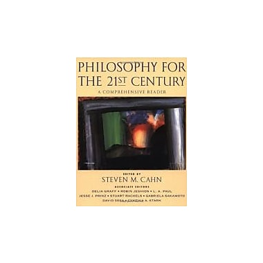 Philosophy for the 21st Century: A Comprehensive Reader, New Book (9780195147926)