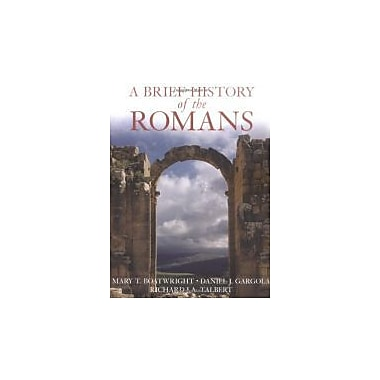 A Brief History of the Romans, Used Book (9780195187151)