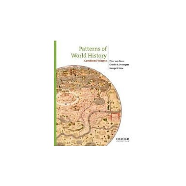 Patterns of World History, Combined Volume, New Book (9780195332872)