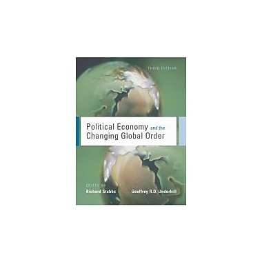 Political Economy and the Changing Global Order, New Book (9780195419894)