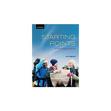 Starting Points: A sociological journey, New Book (9780195429985)