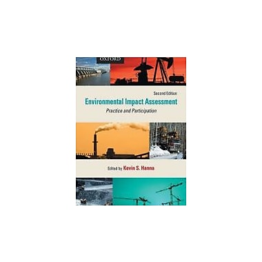 Environmental Impact Assessment: Practice and Participation, Used Book (9780195430226)