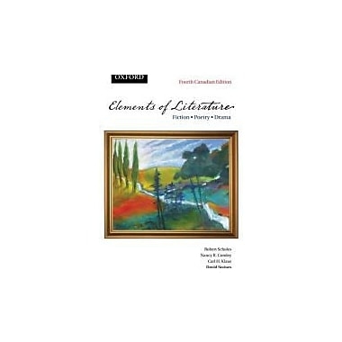 Elements of Literature (Canadian Edition), New Book (9780195430974)