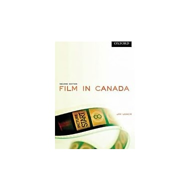 Film in Canada, Used Book (9780195432435)