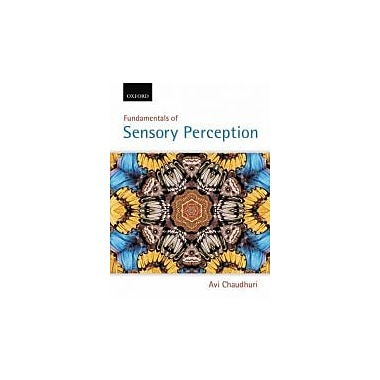 Fundamentals of Sensory Perception, New Book (9780195433753)