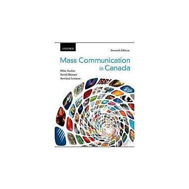 Mass Communication in Canada (195433831)