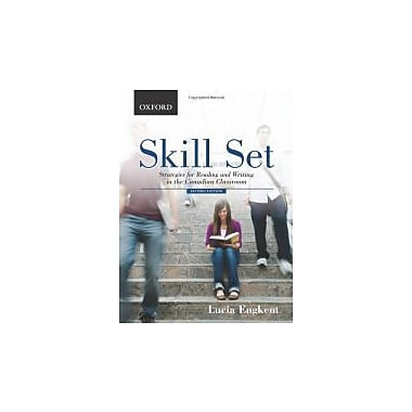 Skill Set: Strategies for Reading and Writing, New Book (9780195441697)
