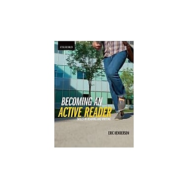 Becoming an Active Reader: Skills in Reading and Writing, Used Book (9780195447507)