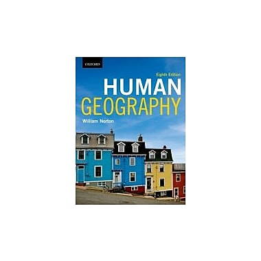 Human Geography, Used Book, (195448553)
