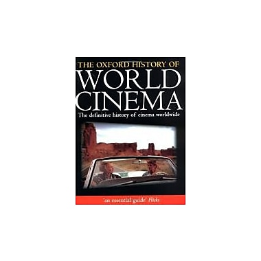 The Oxford History of World Cinema, New Book (9780198742425)