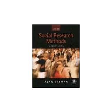 Social Research Methods, New Book, (199264465)