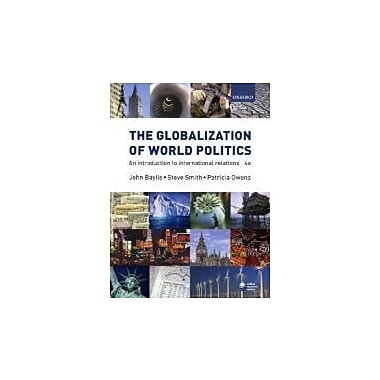 The Globalization of World Politics: An Introduction to International Relations, New Book (9780199297771)