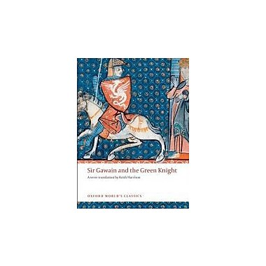 Sir Gawain and The Green Knight (Oxford World's Classics), New Book (9780199540167)