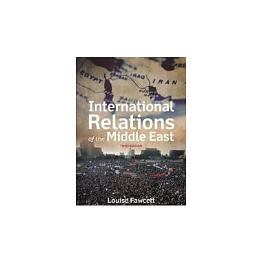 International Relations of the Middle East, New Book, (019960827X)