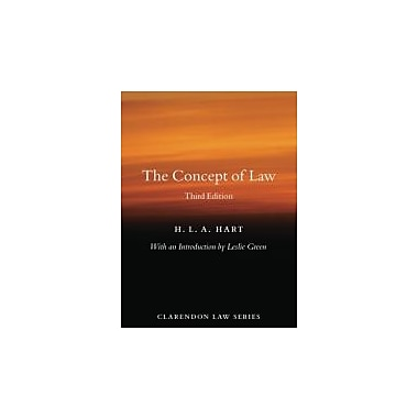 The Concept of Law, Used Book (9780199644704)