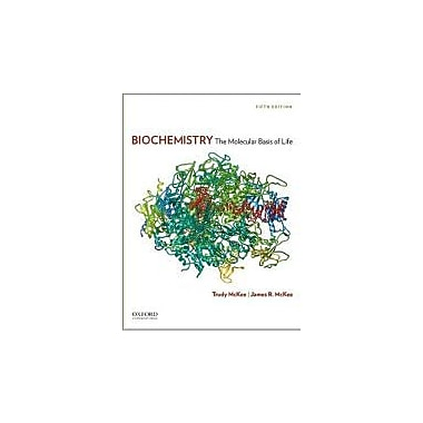 Biochemistry: The Molecular Basis of Life, Used Book (9780199730841)