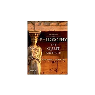 Philosophy: The Quest For Truth, New Book (9780199751792)