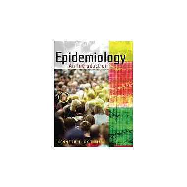 Epidemiology: An Introduction, New Book (9780199754557)