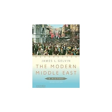 The Modern Middle East: A History, New Book (9780199766055)