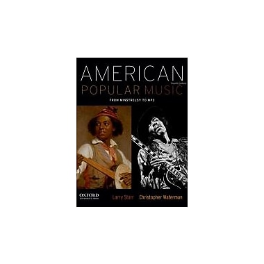 American Popular Music, New Book (9780199859115)