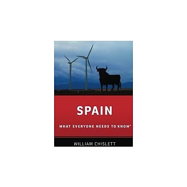 Spain: What Everyone Needs to Know®, Used Book (9780199936465)