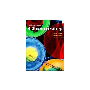 Addison Wesley: Chemistry, New Book (9780201466522)