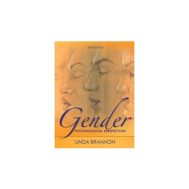 Gender: Psychological Perspectives (6th Edition), New Book (9780205001651)