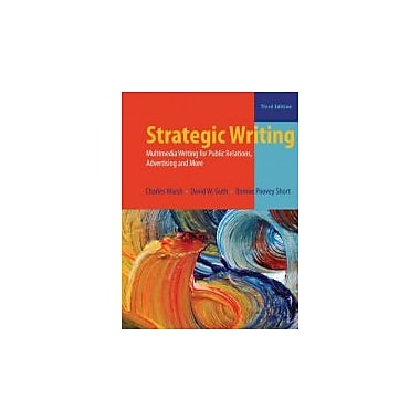 Strategic Writing (3rd Edition), Used Book (9780205031979)