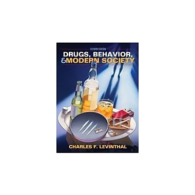 Drugs, Behavior, and Modern Society (7th Edition), Used Book (9780205037261)