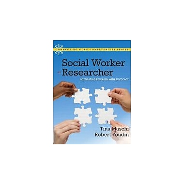 Social Worker as Researcher: Integrating Research (Connecting Core Competencies), Used (9780205042531)